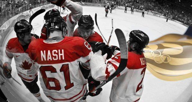 Hockey sul ghiaccio in Canada