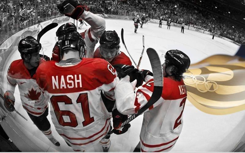 lo sport in canada  hockey su ghiaccio  lacrosse e calcio