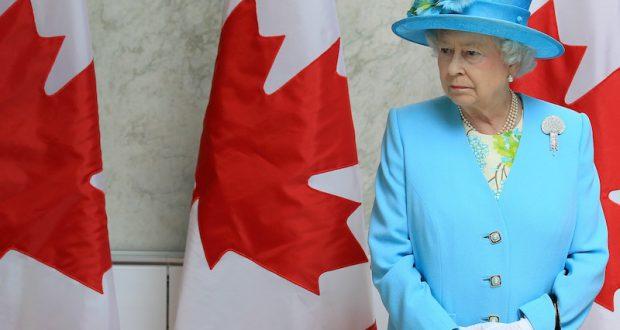 Queen Elizabeth II visits Canada