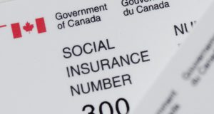 Canada Social Insurance Number