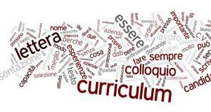 Curriculum Lettera di Presentazione