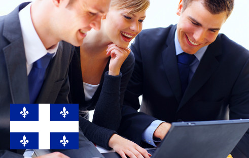 Quebec Business Team