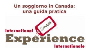 Canada Guida Pratica