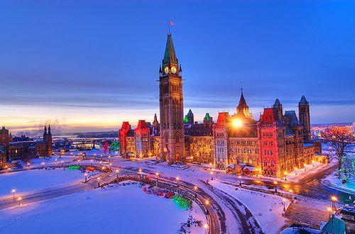 Parlamento di Ottawa